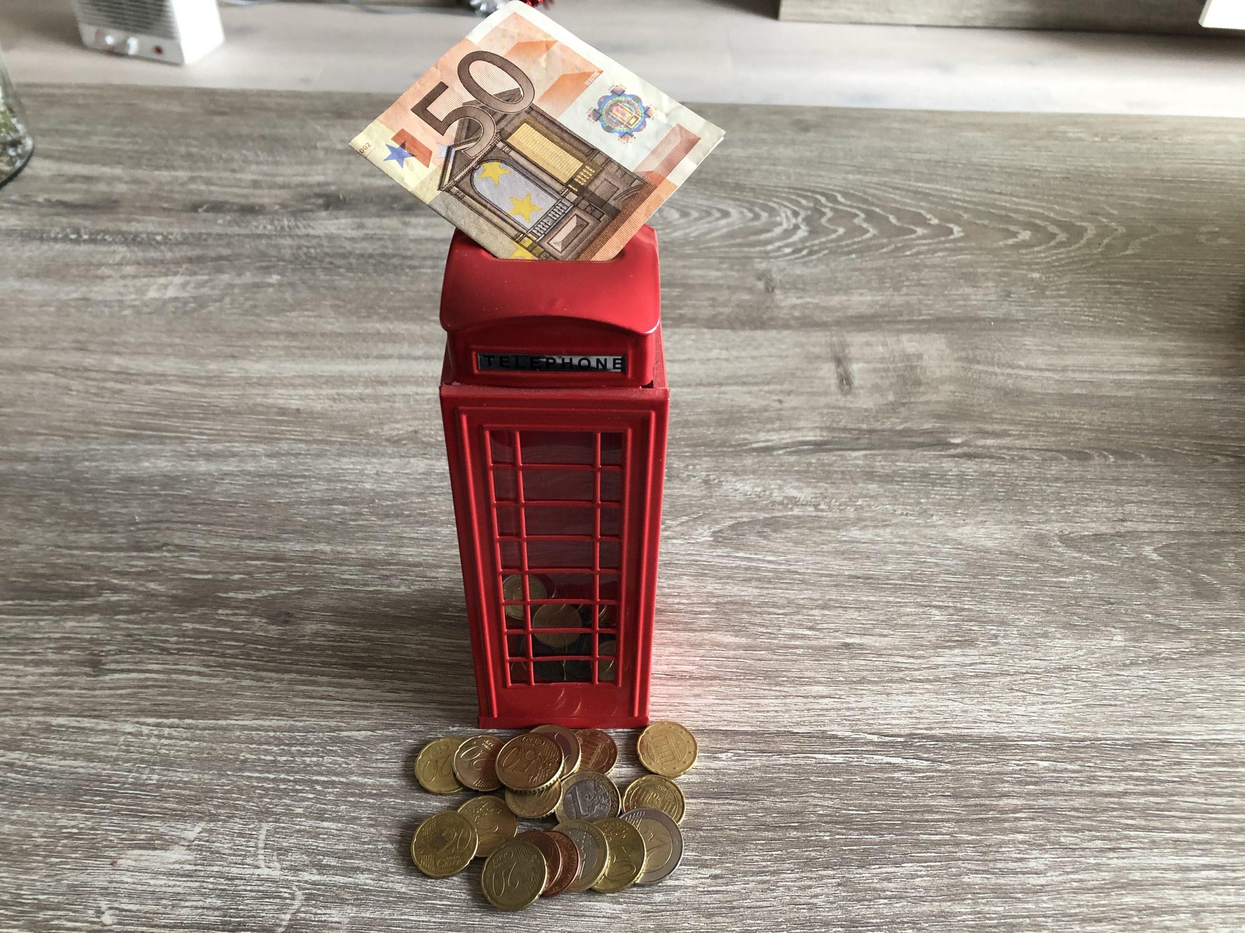 Kun je leven van spaargeld?