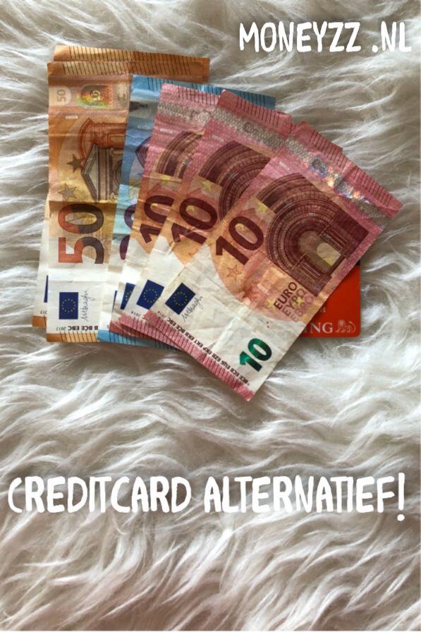 Creditcard alternatief