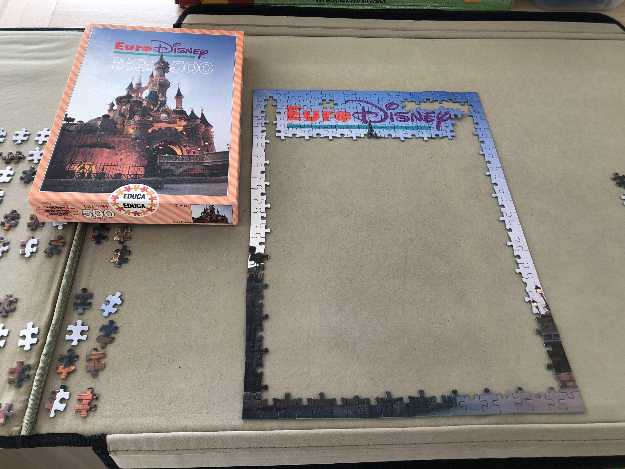 Nieuwe puzzel - diary 97