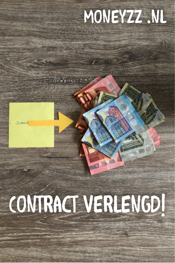 Contract verlengd