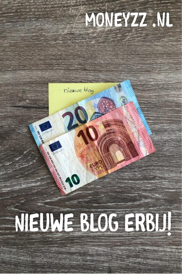 Nieuwe blog erbij
