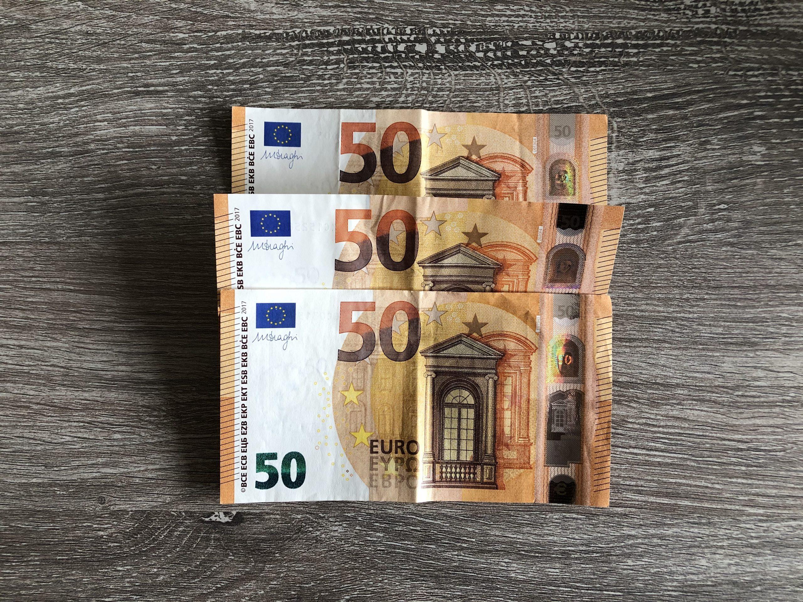 Verbouwgeld gekregen