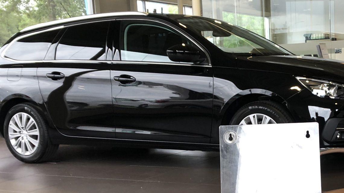 Auto gekocht
