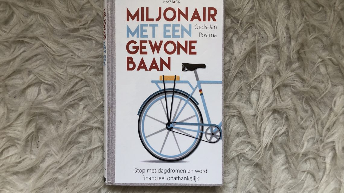 Het boek Miljonair met een gewone baan