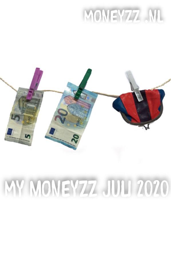 My moneyzz Juli 2020