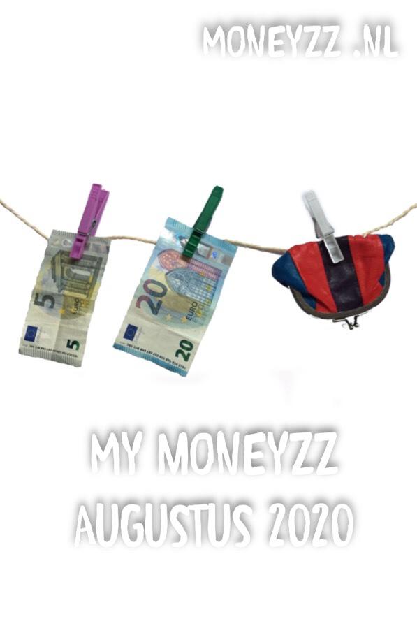 My moneyzz Augustus 2020