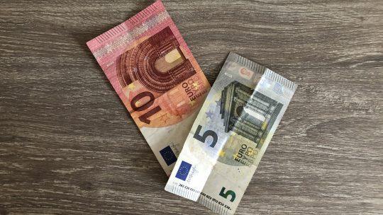 Geld voor de kermis