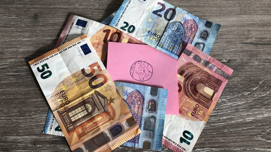 De financiële wereld van René van H.