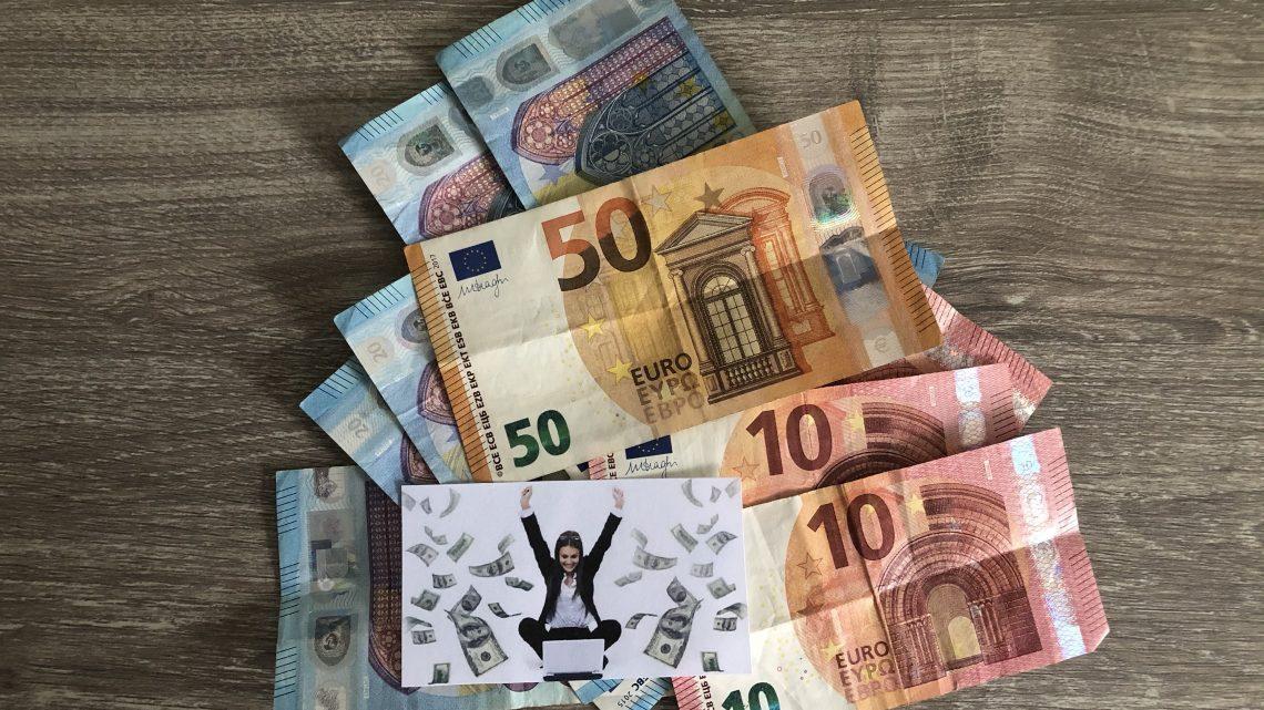 Geld is belangrijk