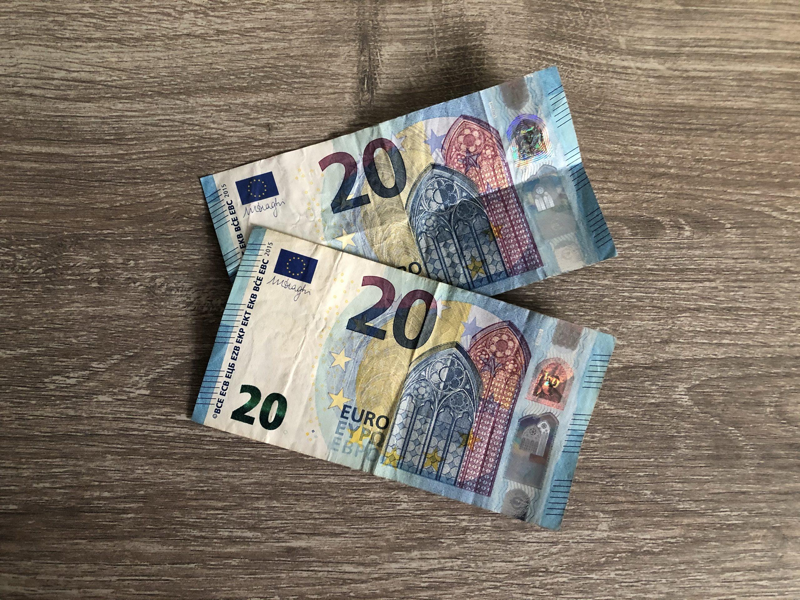 40 euro gratis voor jullie