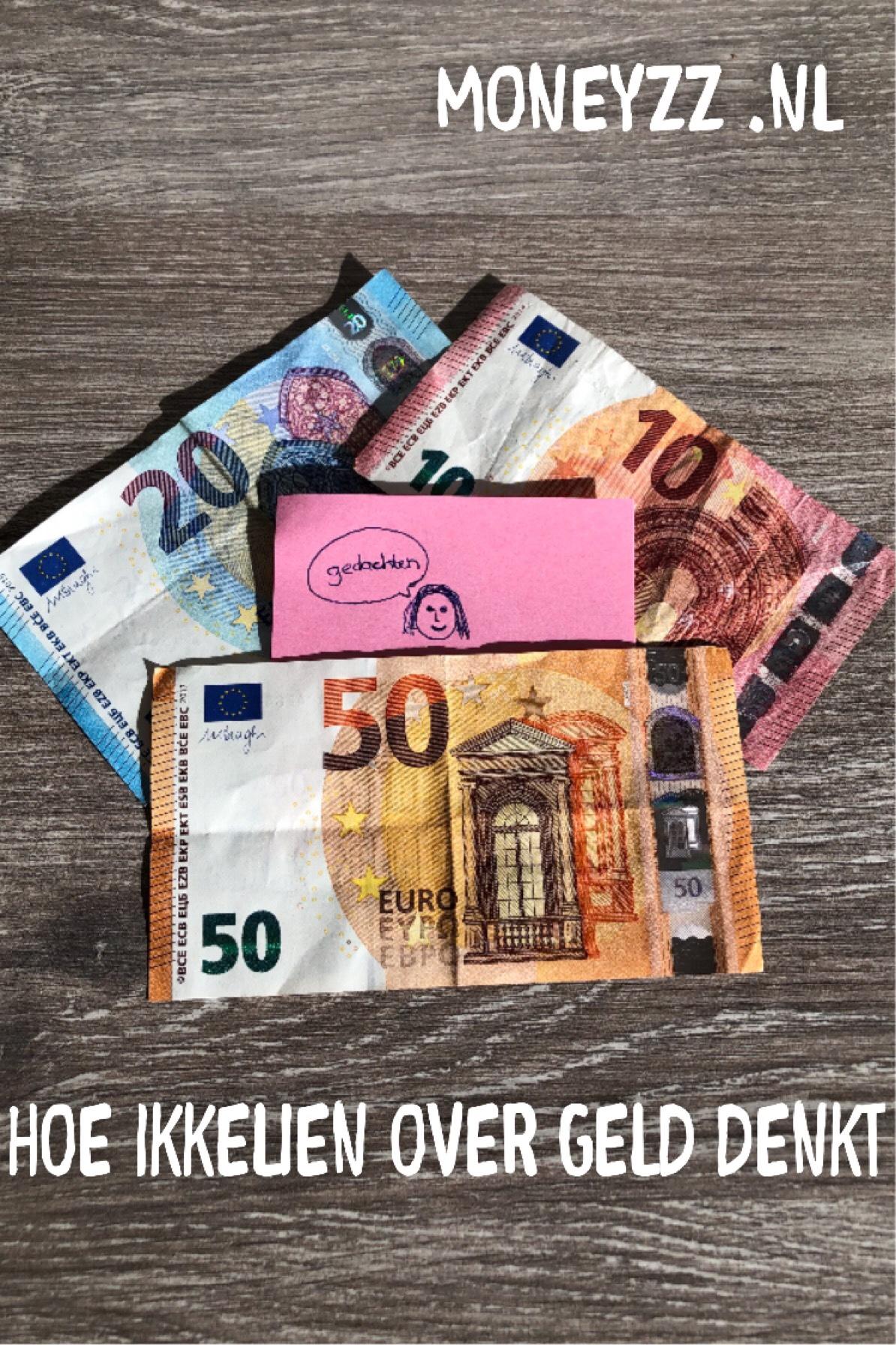 Hoe Ikkelien over geld denkt