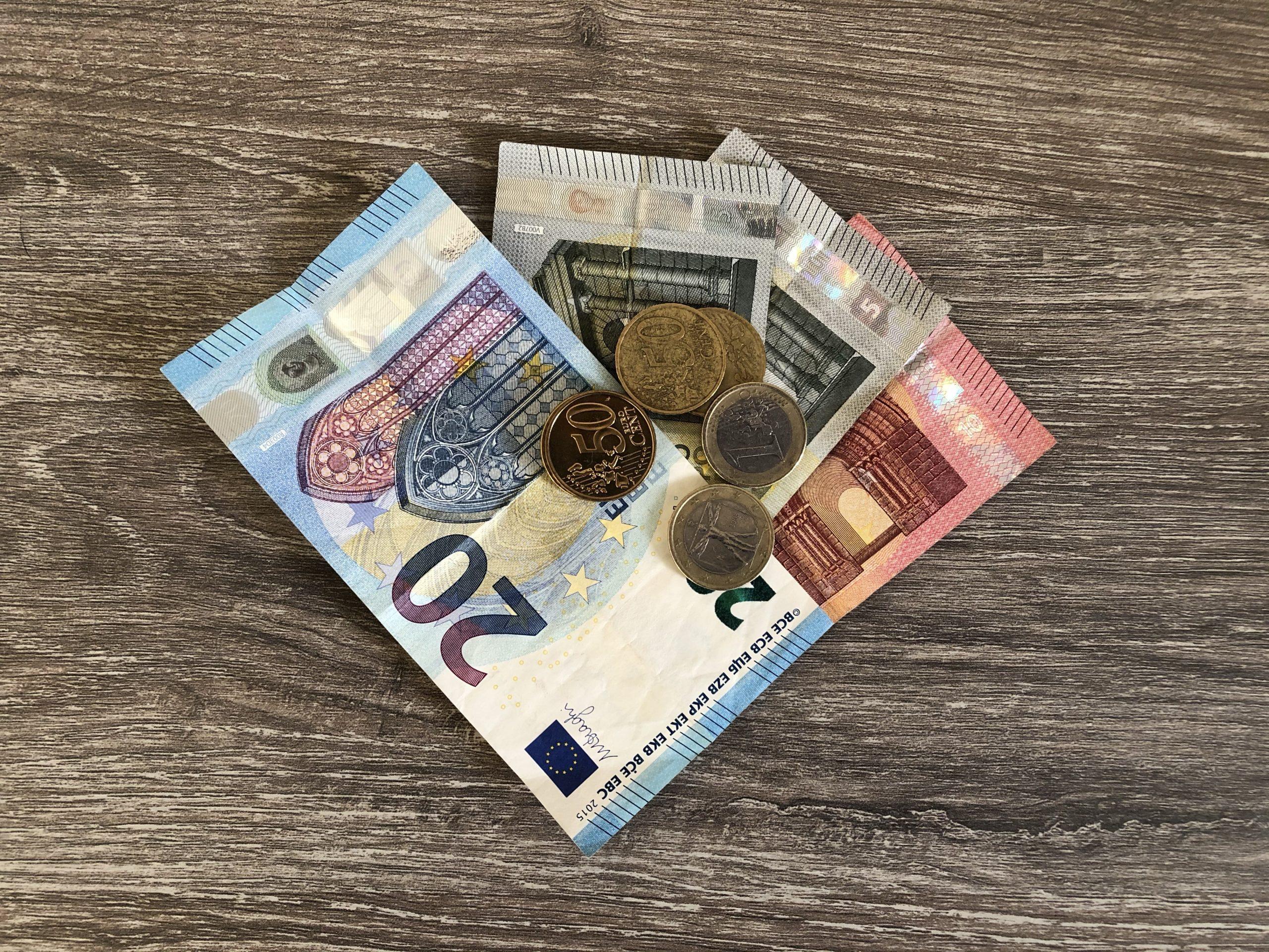 Geld challenge