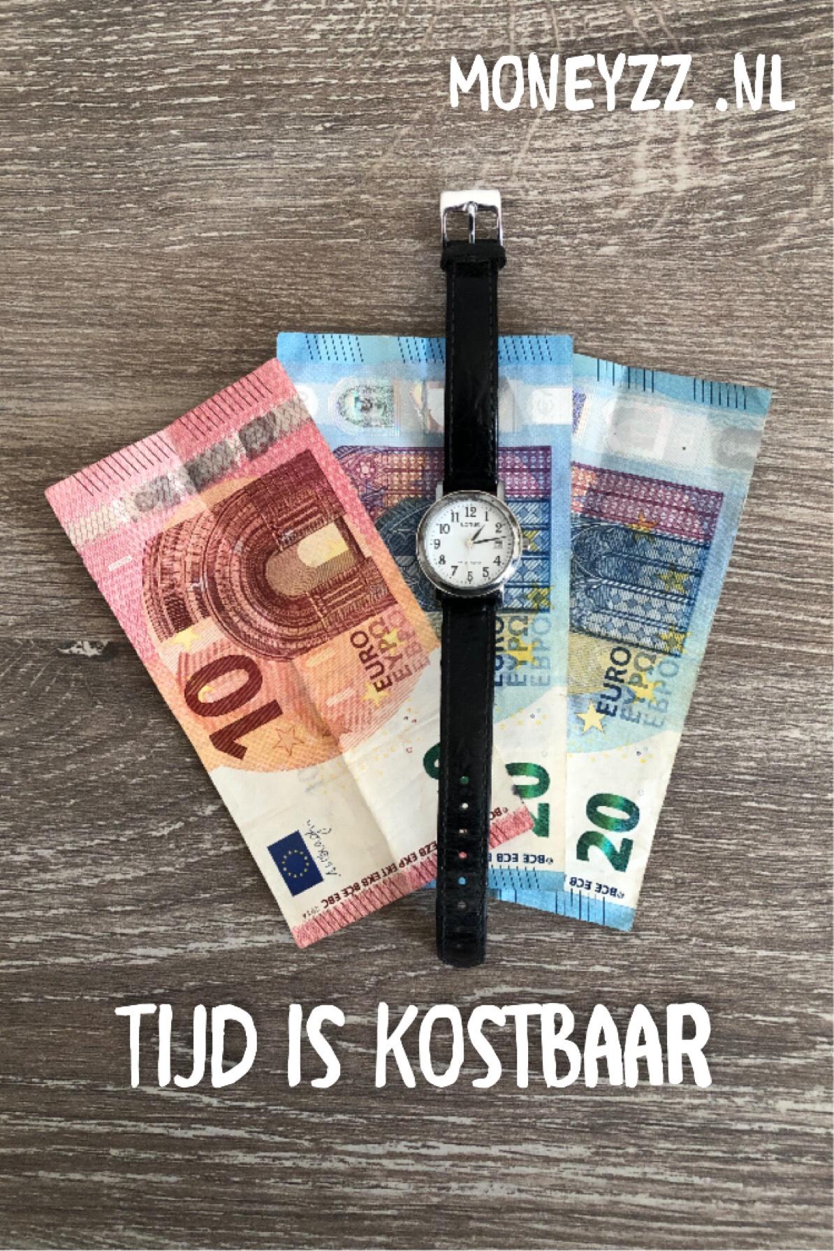 Tijd is kostbaar