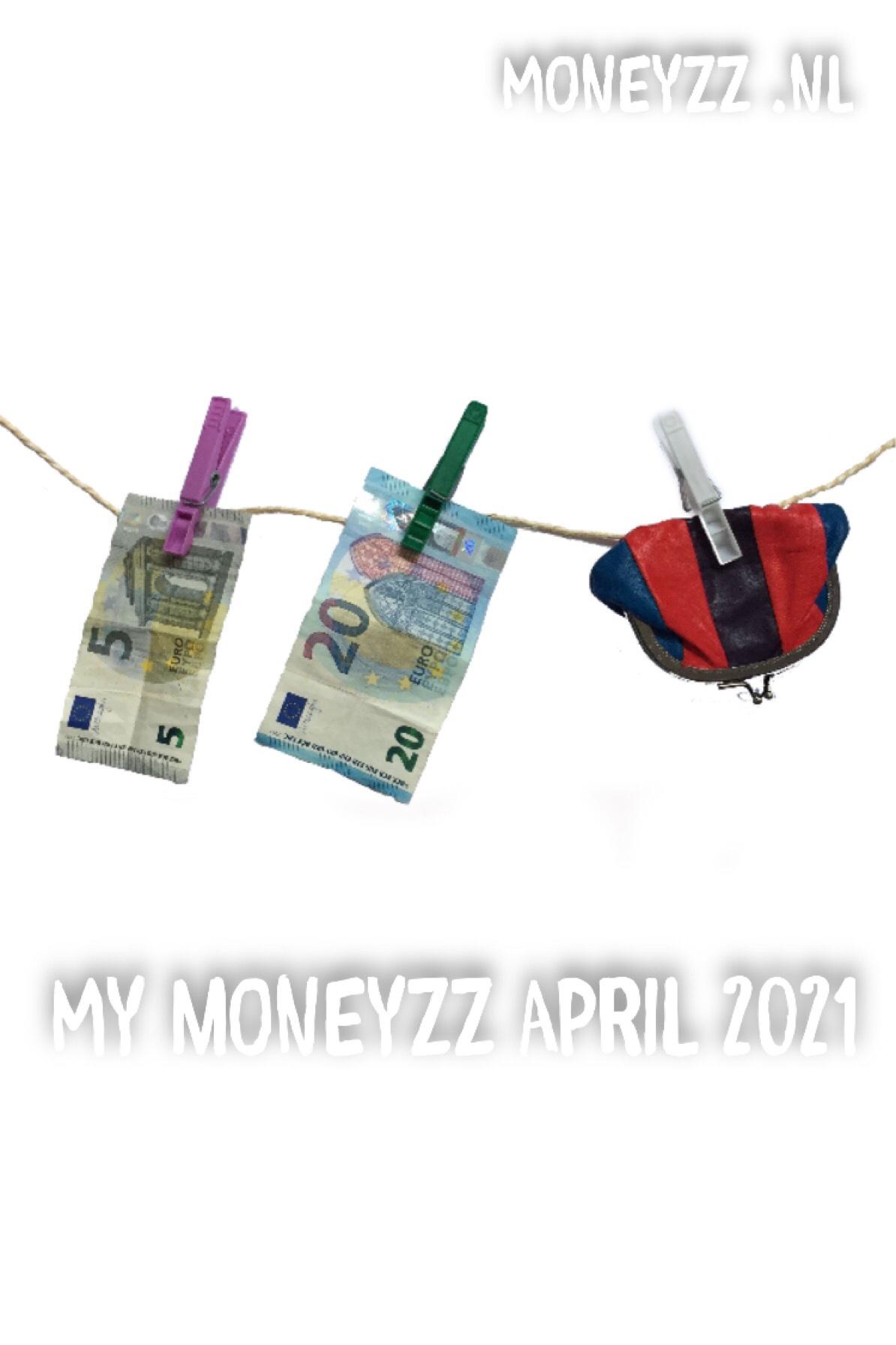 My moneyzz April 2021