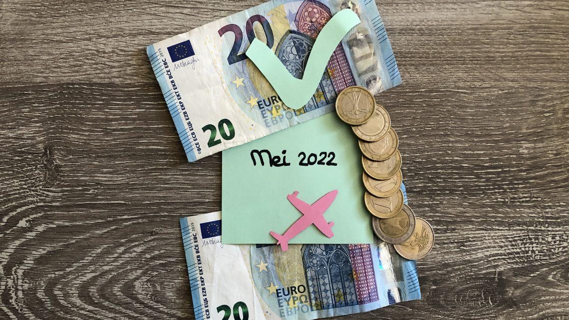 Mijn plannen vanaf mei 2022