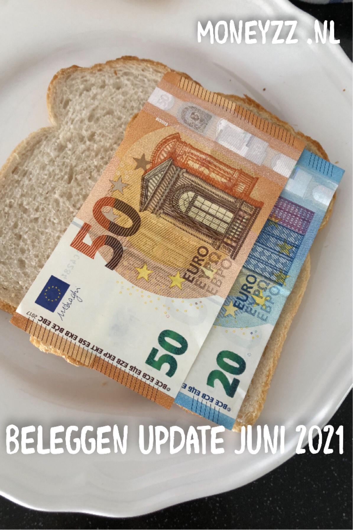 Beleggen update juni 2021