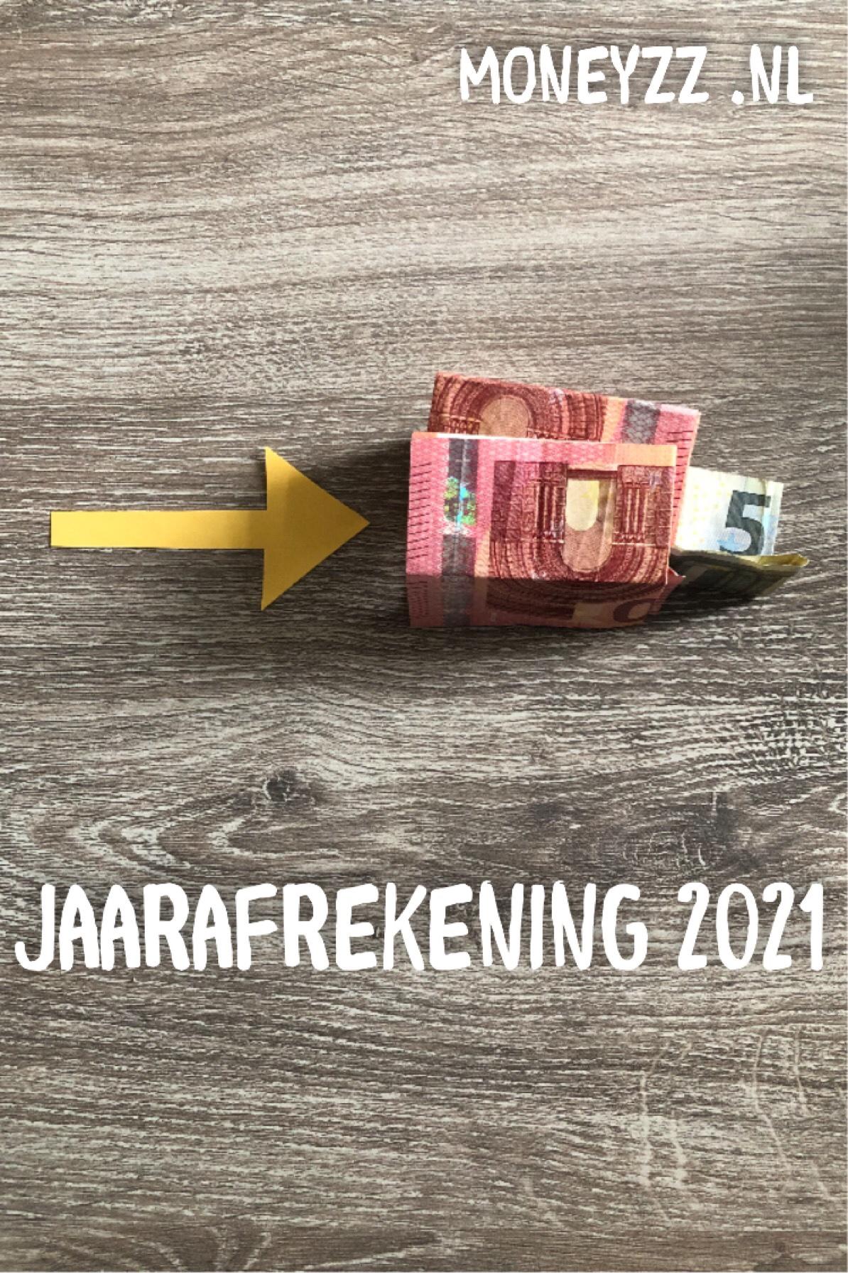 Jaarafrekening 2021