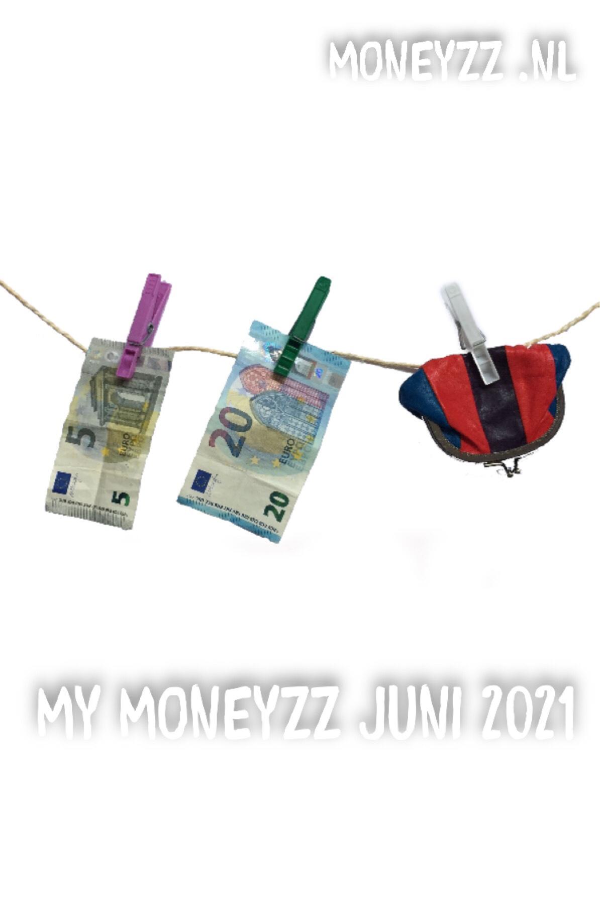 My moneyzz Juni 2021