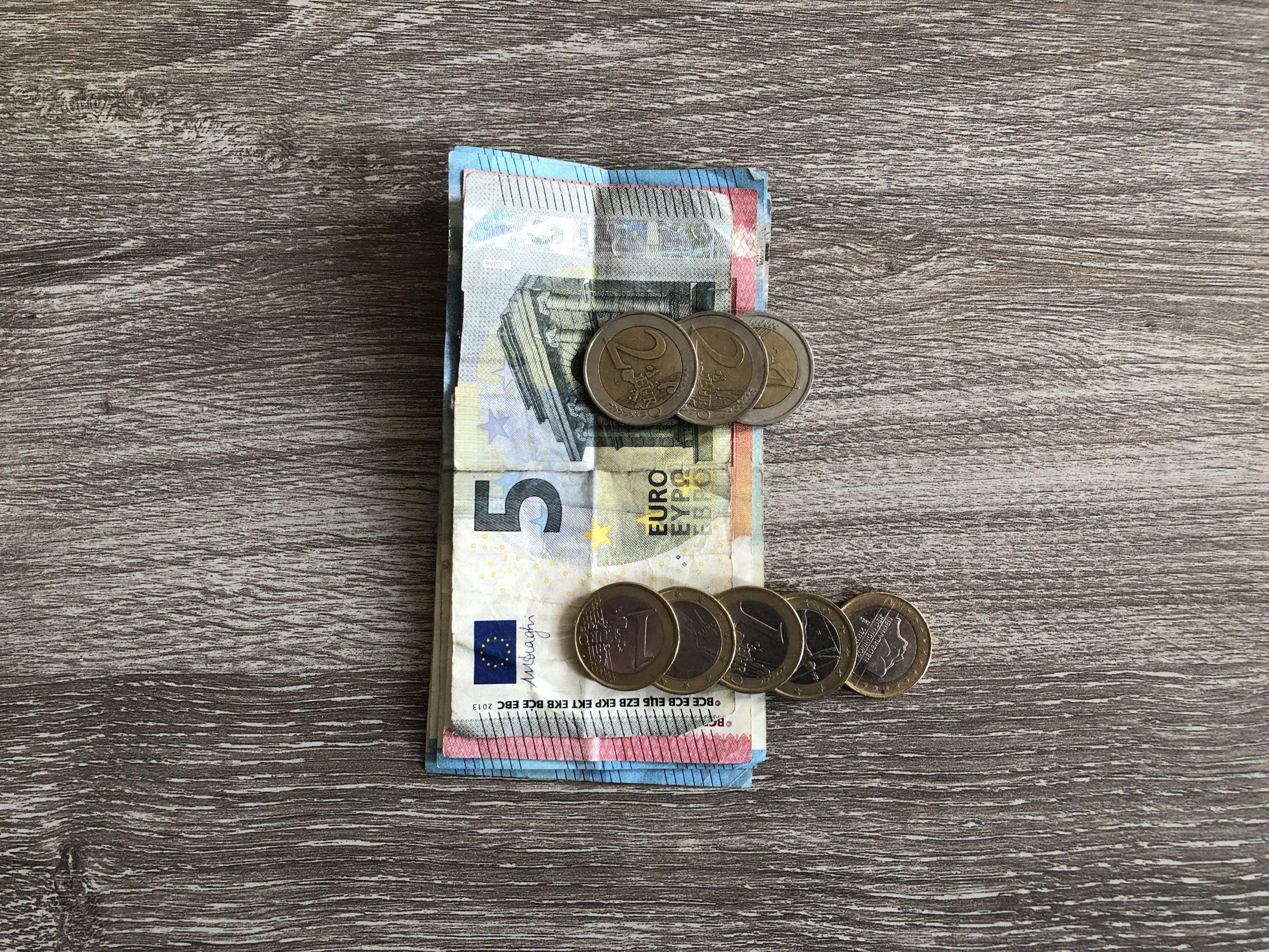 Hoe ik ruim 1600 euro verdeelde