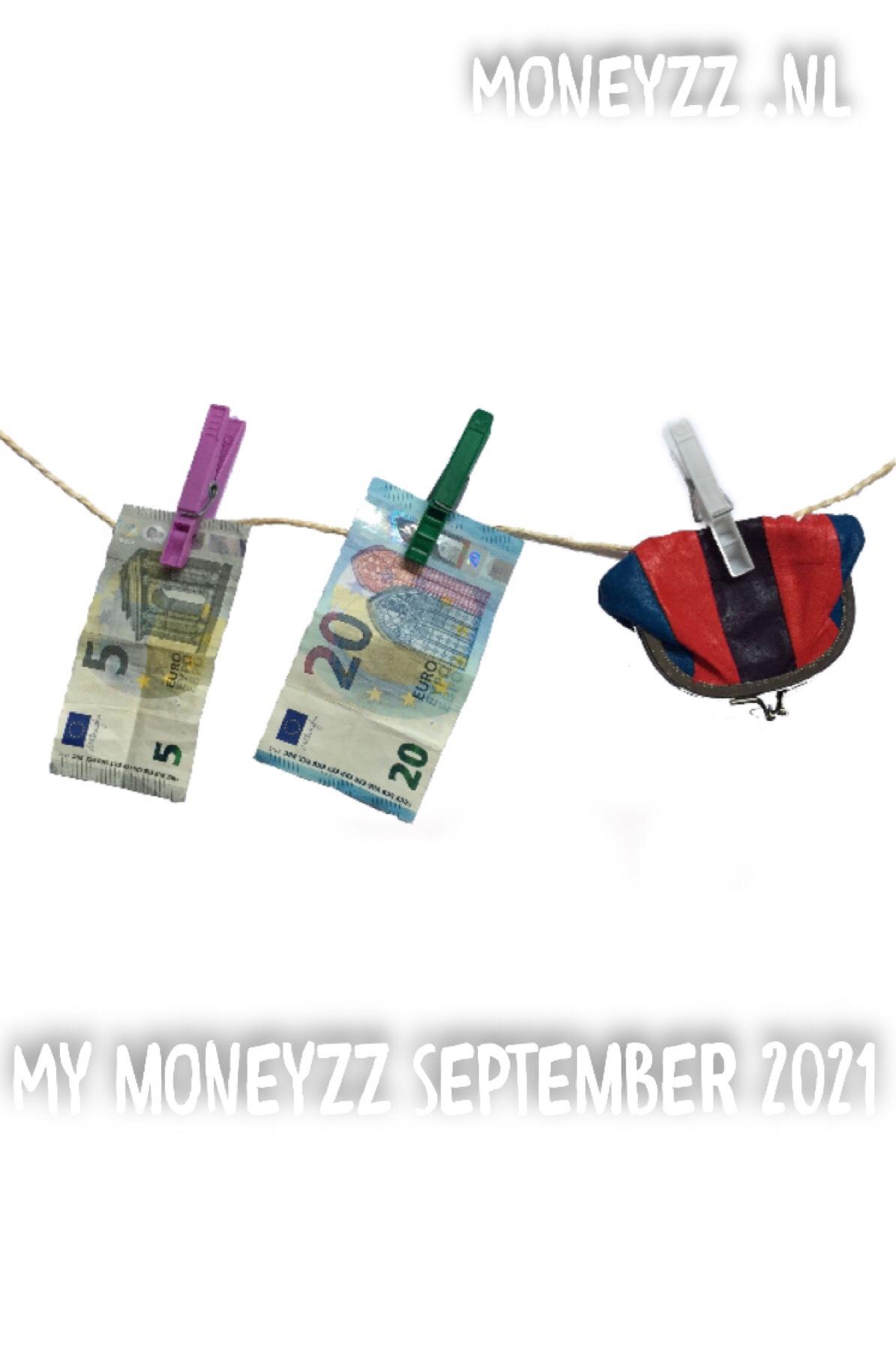 My moneyzz September 2021